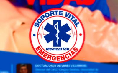 Nos capacitamos para salvar vidas
